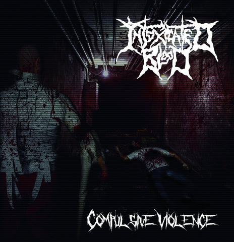 INTOXICATED BLOOD - Compulsive Violence CD
