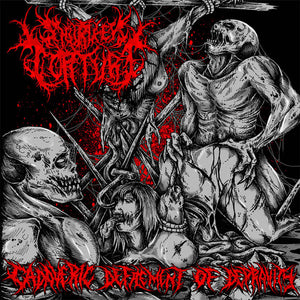 SHURIKEN TORTURE - Cadaveric Defilement of Depravity MCD