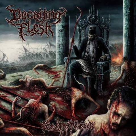 DECAYING FLESH - Bloodshed Fatalities CD