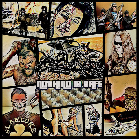 ABUSE - Nothing is Safe CD