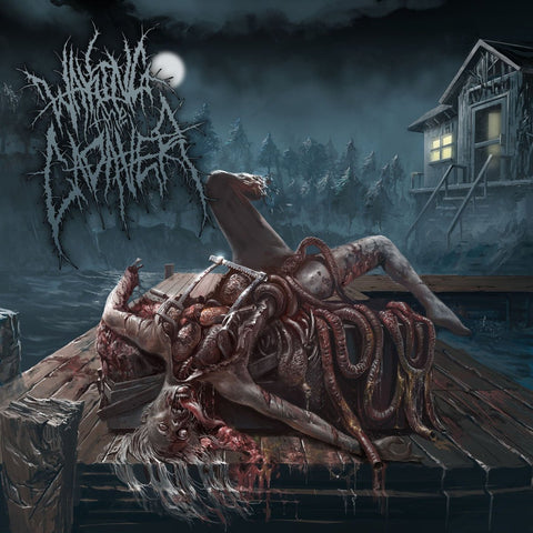 WAKING THE CADAVER  - A Compilation Demo From 2006-2013 CD