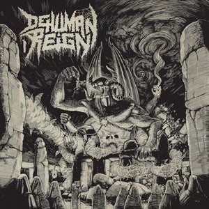 DEHUMAN REIGN - Ascending From Below CD