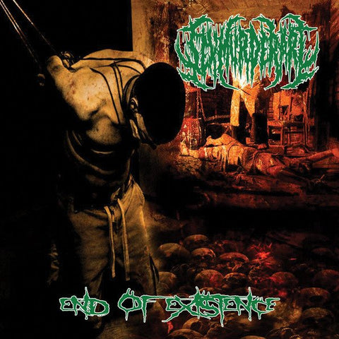 SEX MURDER ART - End of Existence CD