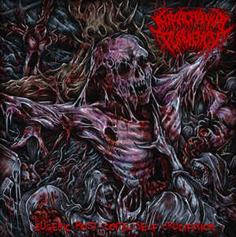 INTRACRANIAL PURULENCY - Eugenic Post-Coital Crucifixion CD*