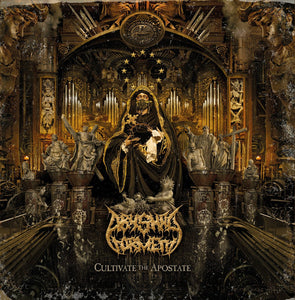 ABYSMAL TORMENT - Cultivate The Apostate  CD#