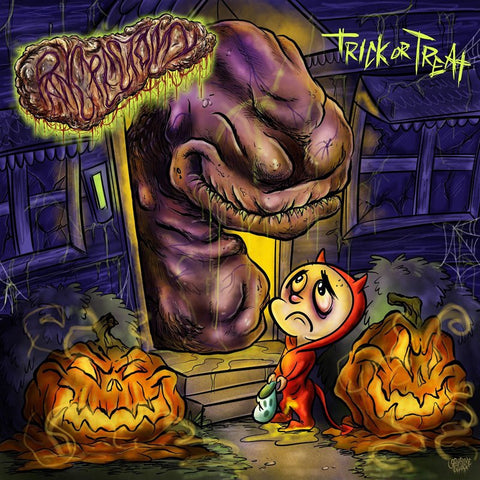 PANCRECTOMY - Trick Or Treat MCD* Cardsleeve