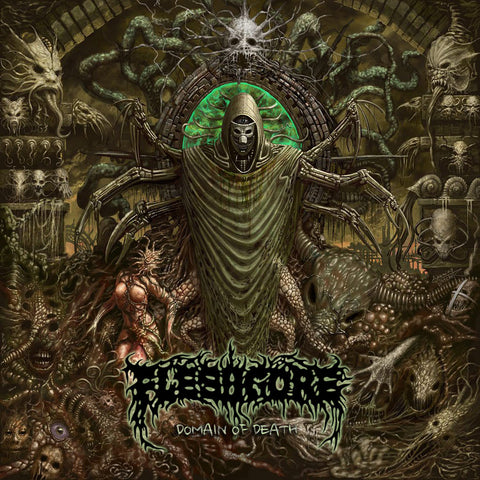 FLESHGORE - Domain of Death MCD