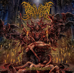 CARNIVOROUS VORACITY - The Impious Doctrine CD Slipcase