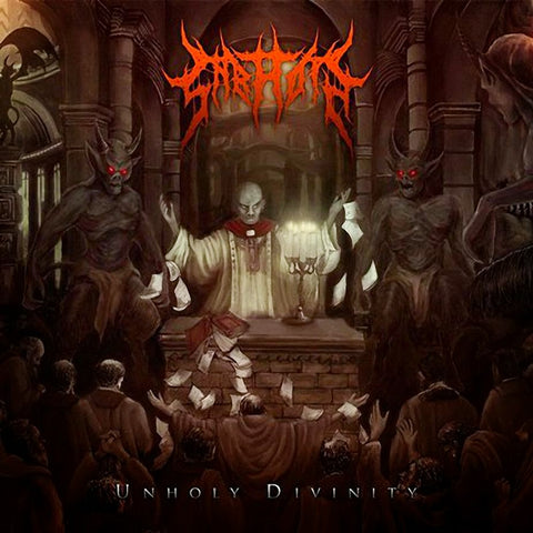 SABAOTH - Unholy Divinity CD