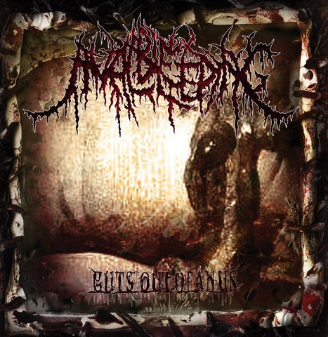 ANAL BLEEDING - Guts Out Of Anus MCD