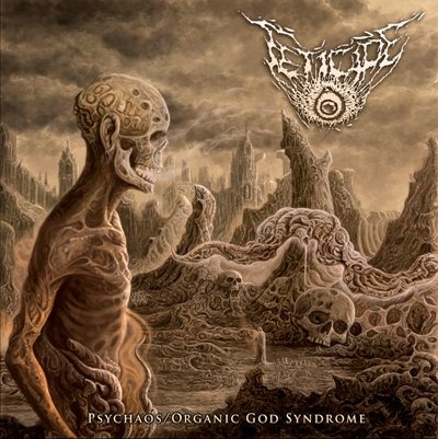 FETICIDE - Psychaos / Organic God Syndrome CD