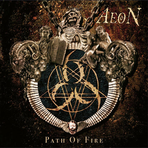 AEON - The Path of Fire CD