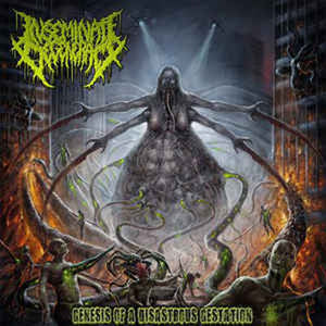 INSEMINATE DEGENERACY - Genesis Of A Disastrous Gestation MCD*