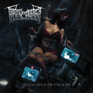 FEMALE NOSE BREAKER - Catalogue Of Cruelty ‎CD