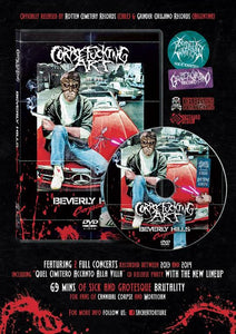 CORPSEFUCKING ART - Beverly Hills Corpse DVD
