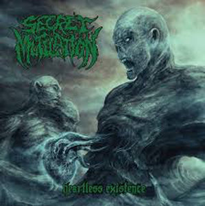 SECRET MUTILATION - Heartless Existence MCD*