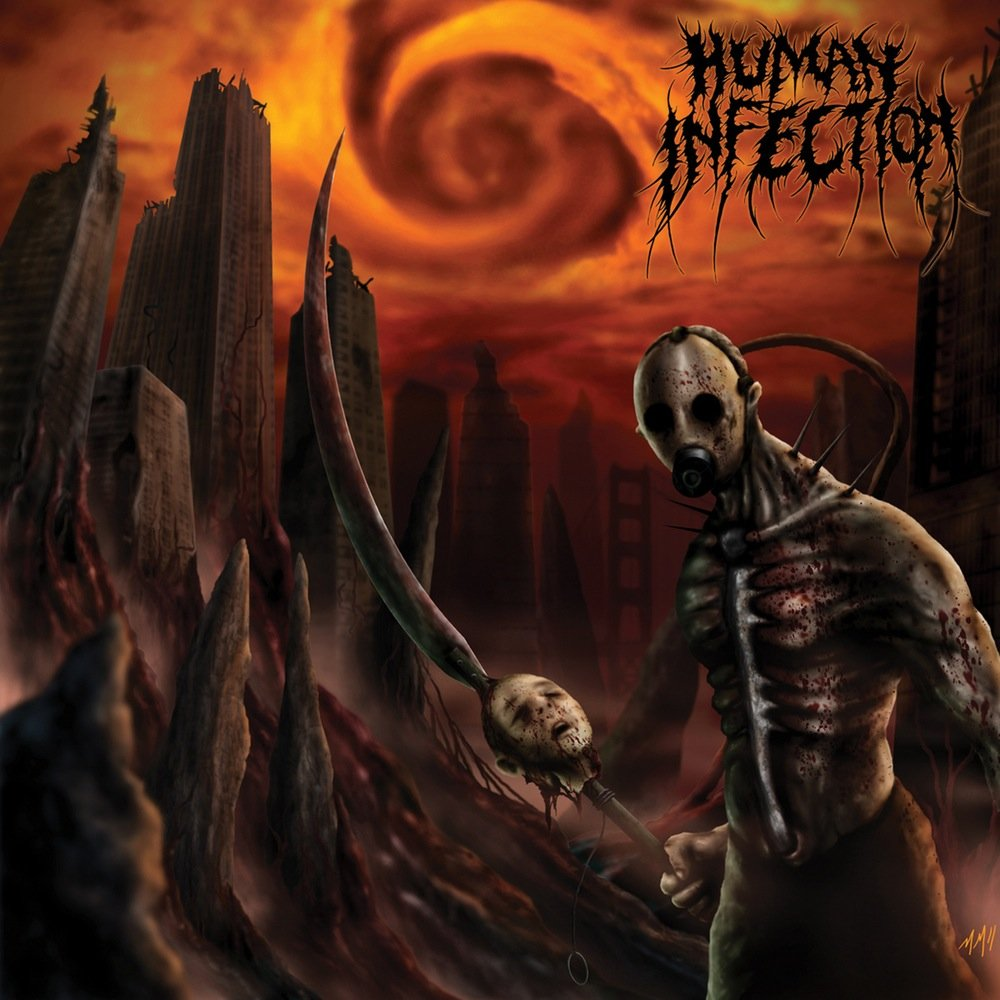 HUMAN INFECTION - Infest to Ingest CD