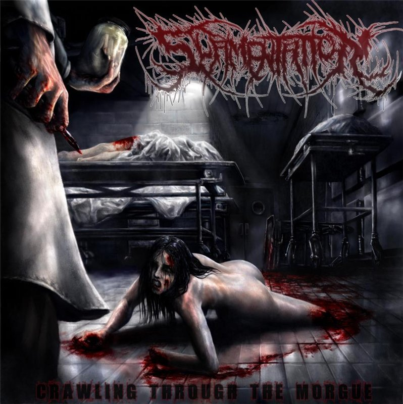 SLAMENTATION - Crawling Through the Morgue CD