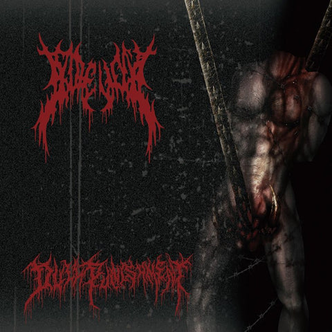 GOREVENT - Dull Punishment CD Slipcase