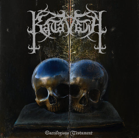 KATAVASIA - Sacrilegious Testament CD
