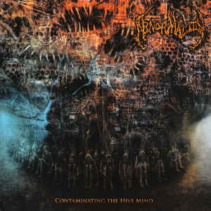 ABNORMALITY - Contaminating The Hive Mind CD