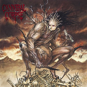 CANNIBAL CORPSE - Bloodthirst (censored) CD