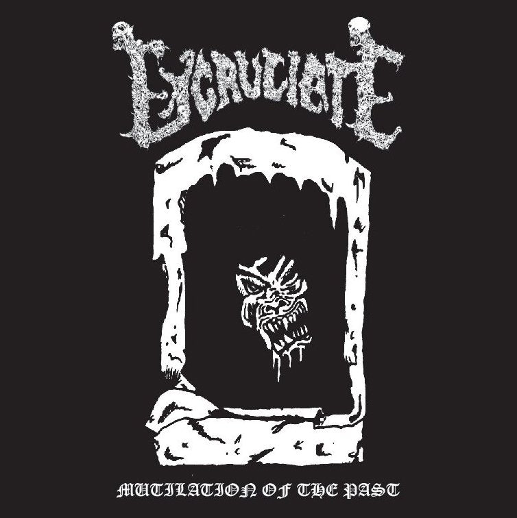 EXCRUCIATE - Mutilation of the past CD