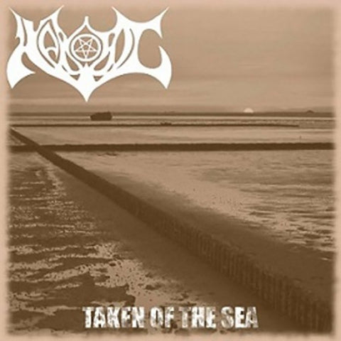 HYPNOTIC-CD-Taken of theSea CD