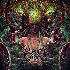SLAVES OF SUFFERING - Advent of Despair CD