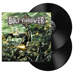 BOLT THROWER - Honour Valour Pride (180g Black) 2LP