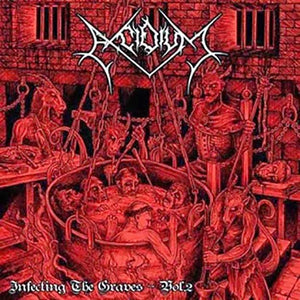 EXCIDIUM - Infecting the Graves vol. 2 - CD