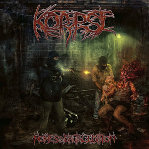 KORPSE - None So Brutal Edition CD