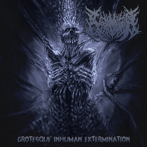CARNIVOROUS EYACULATION - Grotesque Inhuman Extermination CD