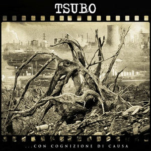 TSUBO  - Con Cognizione di Causa  CD [Digipack]
