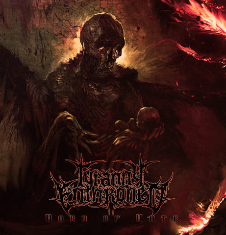 TYRANNY ENTHRONED – Born of Hate CD
