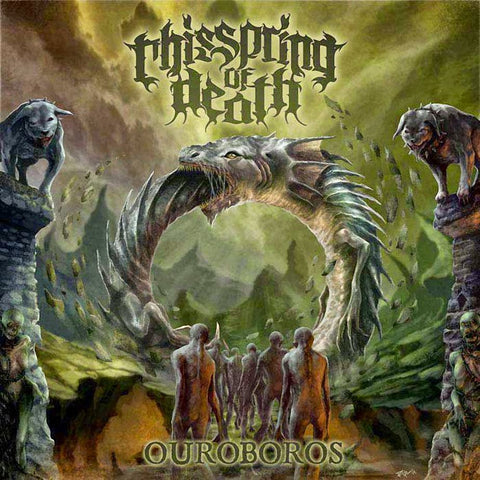 THIS SPRING OF DEATH - Ouroboros CD