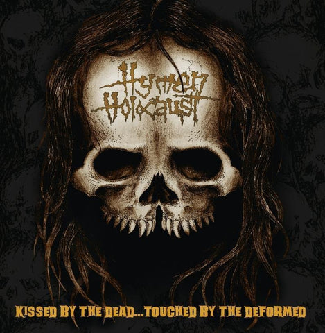 HYMEN HOLOCAUST - Kissed by the dead....Touched by the deformed CD
