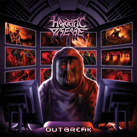 HORRIFIC DISEASE - Outbreak CD