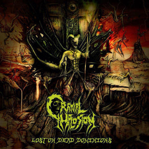 CRANIAL IMPLOSION - Lost on Dead Dominions CD