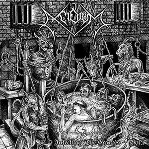 EXCIDIUM - Infecting the Graves vol. 1 - CD