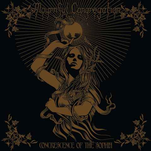 MOURNFUL CONGREGATION - Concrescence Of The Sophia (LP, Brown)