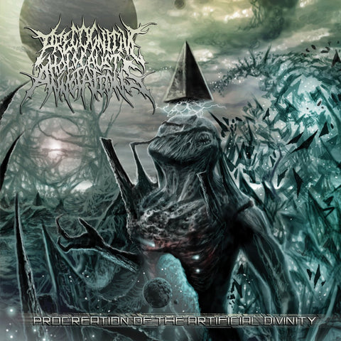 PRECOGNITIVE HOLOCAUST ANNOTATIONS - Procreation of the Artificial Divinity CD