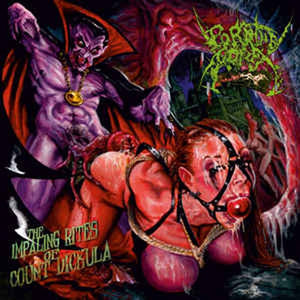PORNTHEGORE - The Impaling Rites of Count Dickula CD*