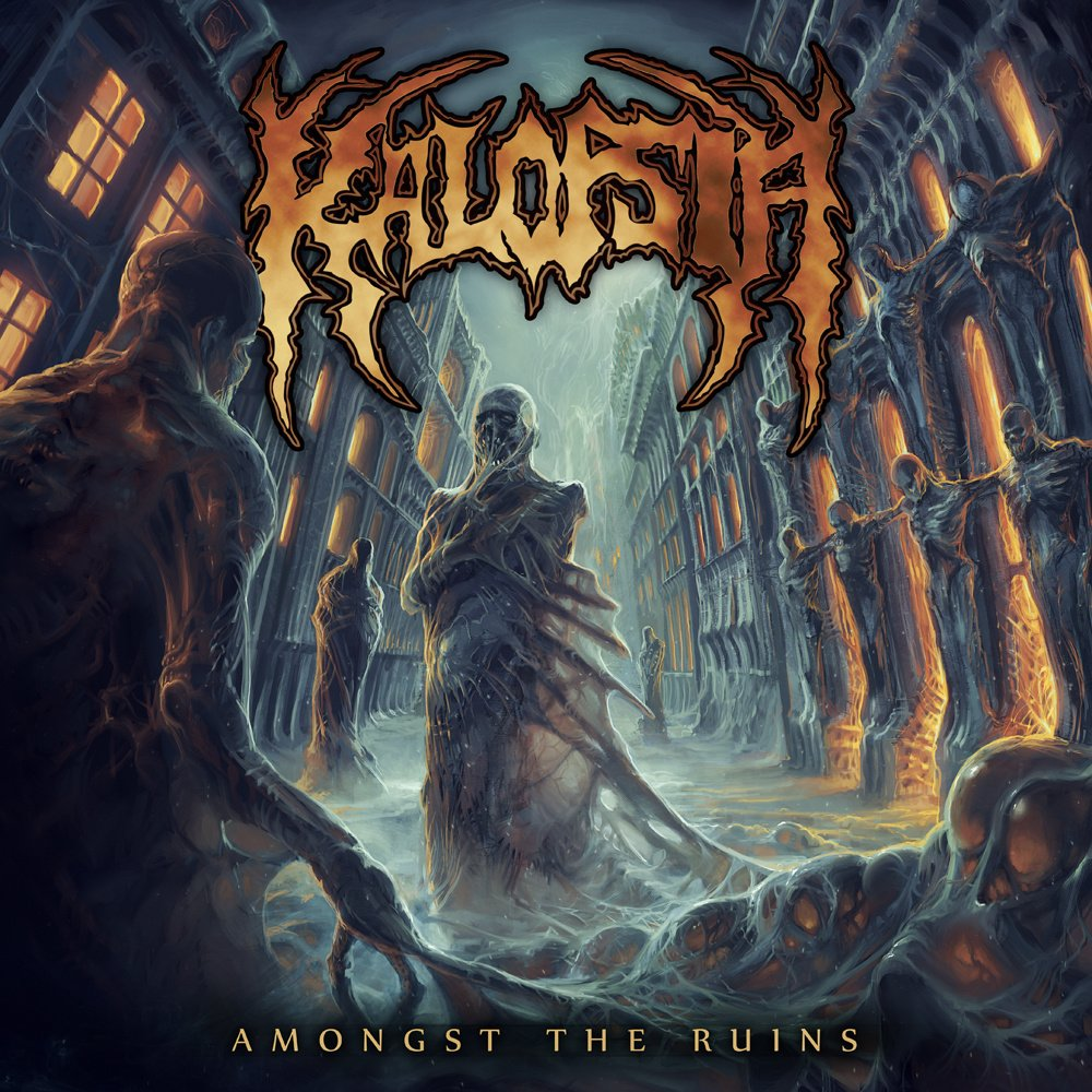 KALOPSIA - Amongst the Ruin CD [Digipack]