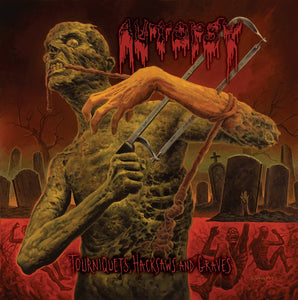 AUTOPSY - Tourniquets Hacksaws and Graves CD Digibook