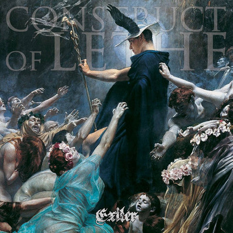 CONSTRUCT OF LETHE - Exiler CD