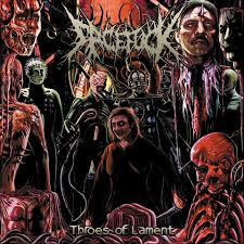 FACEFUCK - Throes of Lament CD