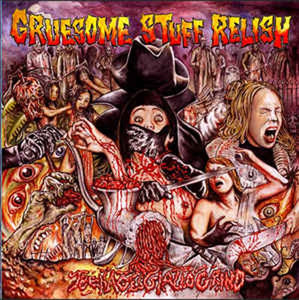 Gruesome Stuff Relish - Teenage Giallo Grind CD*