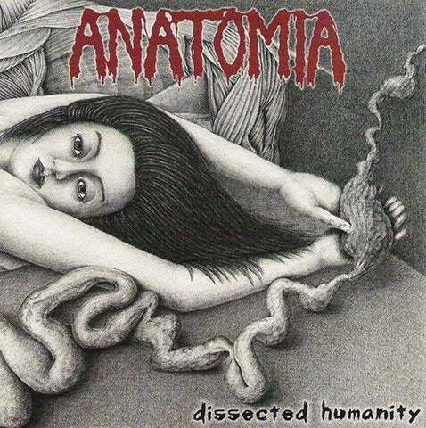 ANATOMIA - Dissected Humanity CD