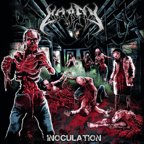 MORFIN - Inoculation CD